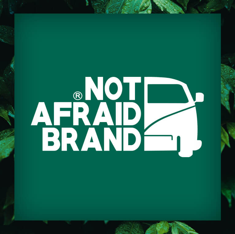 Not Afraid Brand